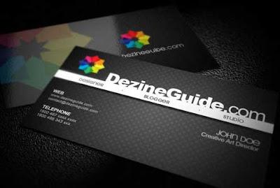 diseños creativos de tarjetas de visita