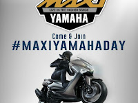 Yamaha Gelar #MAXIYAMAHADAY