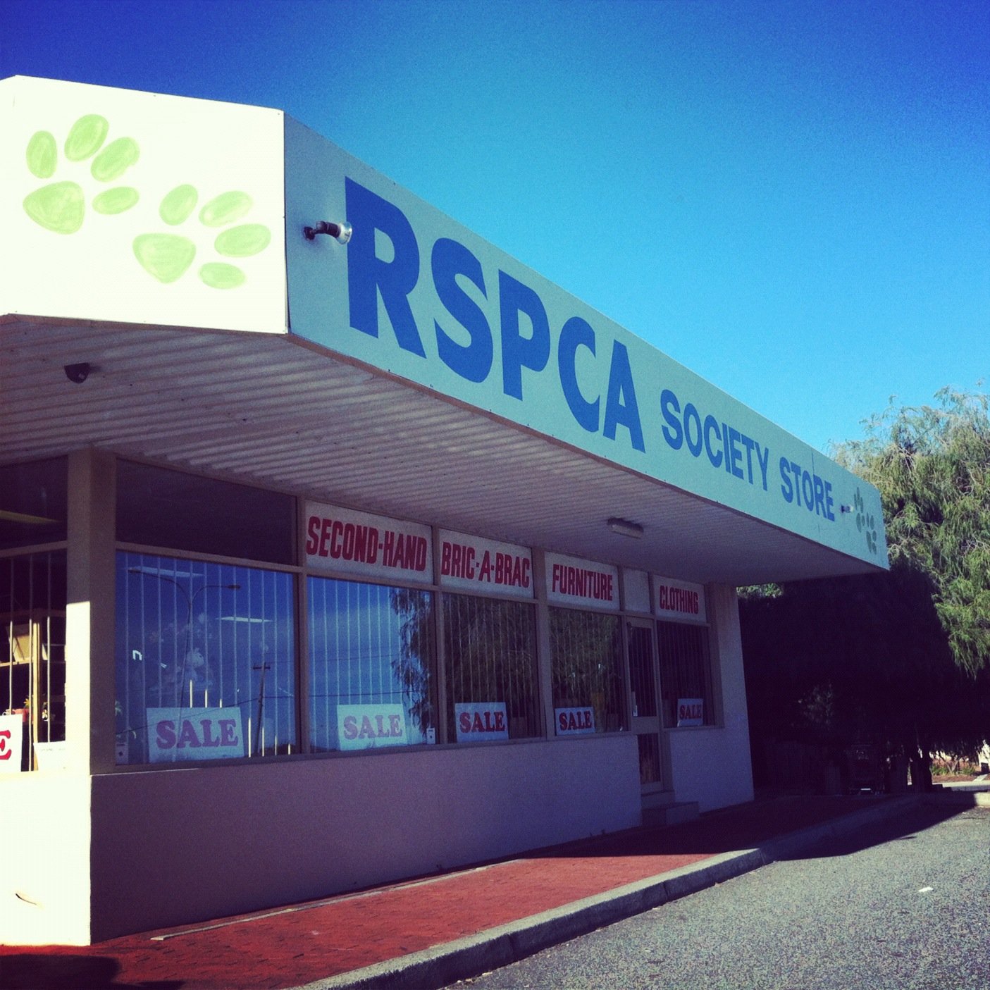 Emotional Rescue - RSPCA Society Store Mirrabooka Op Shop Review