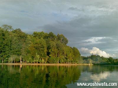 Objek Wisata Situ Gede, Bekasi