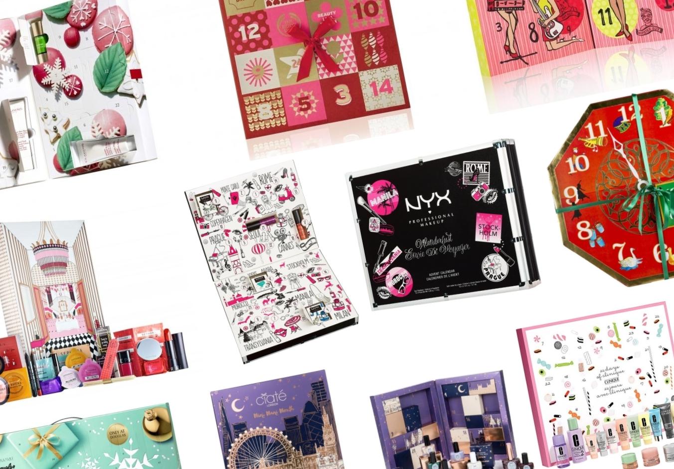 9fee5ffe1d47 Kosmetyczne kalendarze adwentowe 2016  ) - Piękny blog