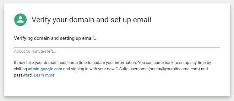 memverifikasi domain