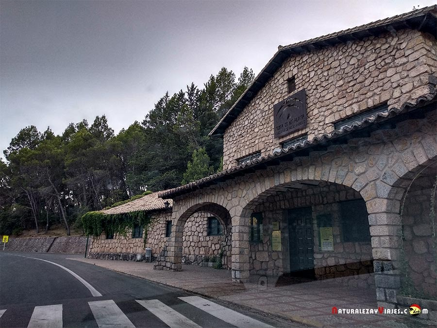 Centro de visitantes Torre del Vinagre, Cazorla