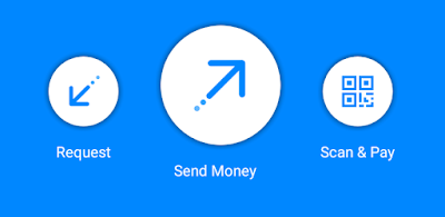 Send Money option
