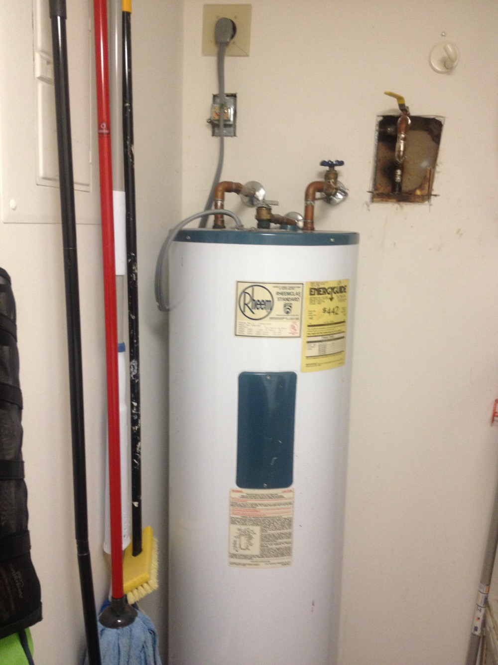 Oldest Water Heating Experts Whe Licensed Plumber