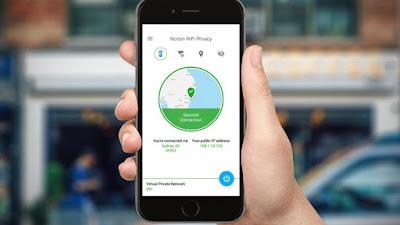تطبيق VPN لحماية الخصوصية