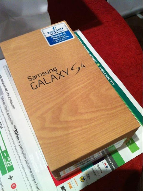 Have you gotten your hands on the latest Samsung Galaxy S4 yet?