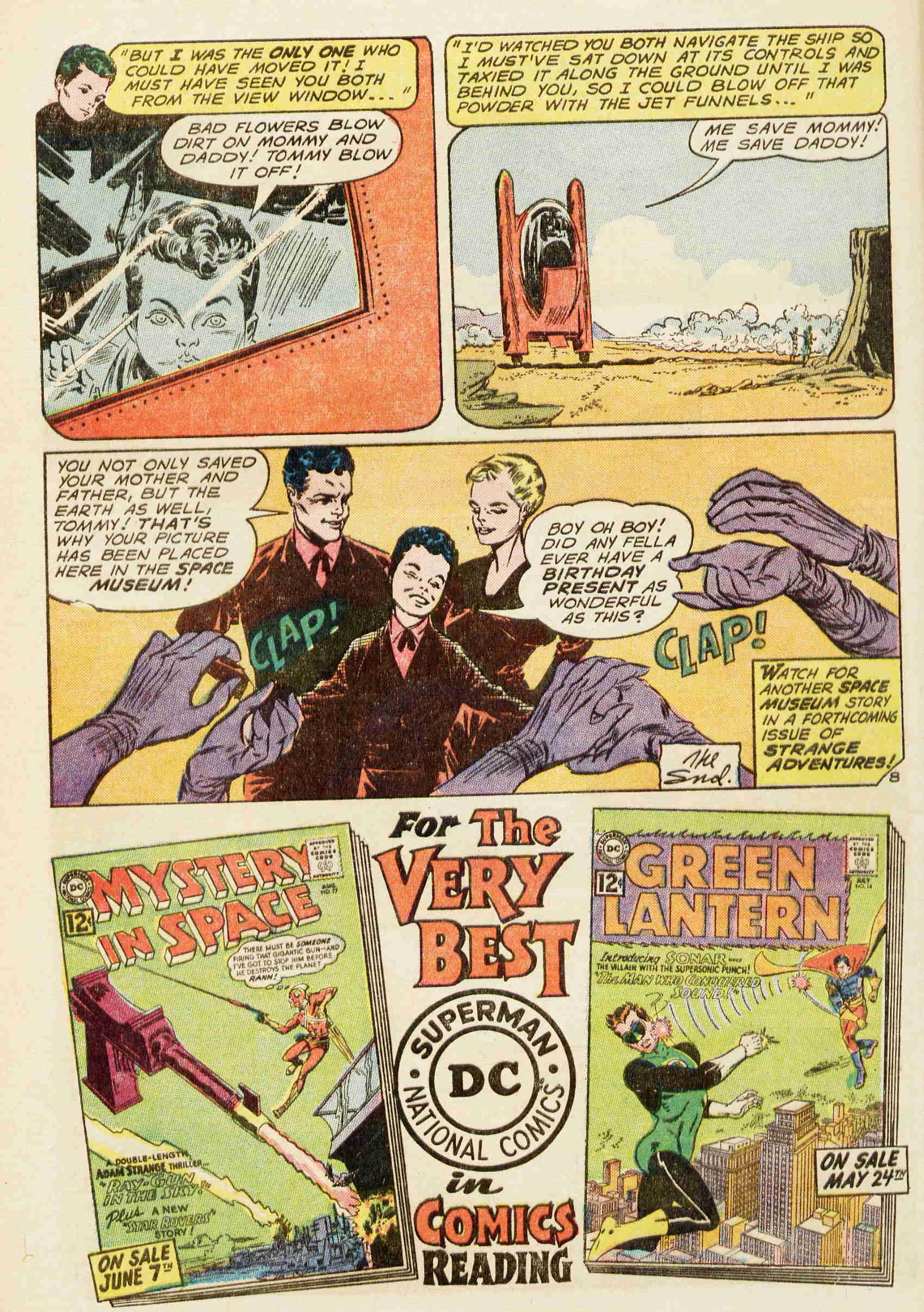 Strange Adventures (1950) issue 142 - Page 32