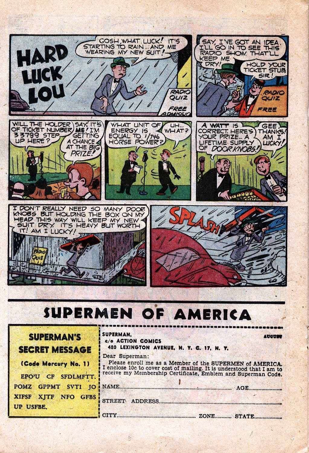 Action Comics (1938) 171 Page 22