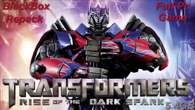 How to Download and Install transformers rise of the dark spark Full Pc Game – Repack – BlackBox – Direct Link – Torrent Link – 5.4 GB – Working 100% .