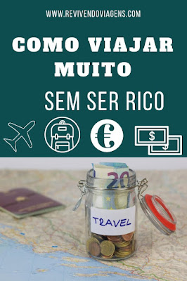 dicas para economizar nas viagens