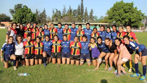 Paraguay festejó en el torneo Reinas del rugby