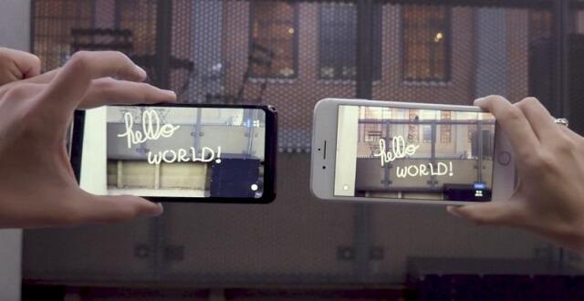 بهذه الطريقة تستطيع جعل هاتفك القديم يدعم تطبيقات الواقع المعزز