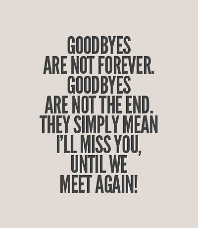 time to say goodbye till we meet again images