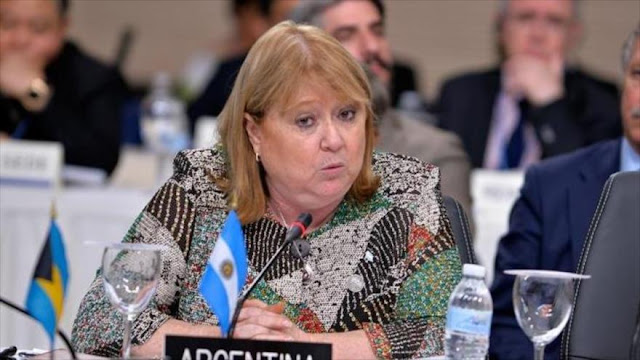 """OEA llama a Argentina y Reino Unido a un """"diálogo franco y abierto"""" sobre Malvinas"""