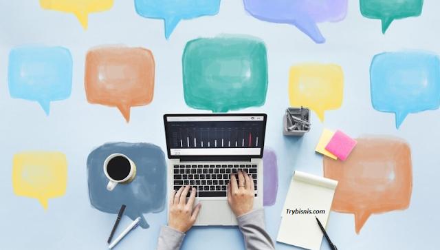 Cara Membuat Konten Website