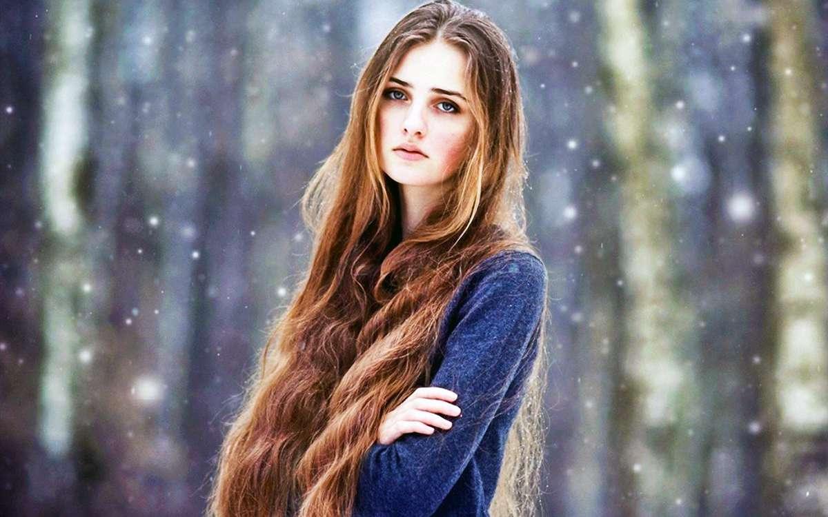 GambarBaru: Gambar Model Rambut Layer Panjang