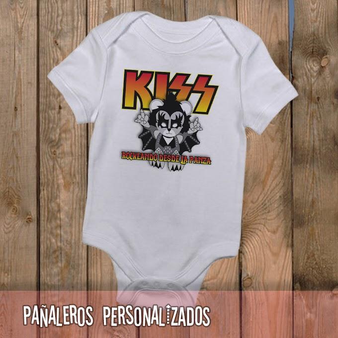 OSITO KISS, PRIMERA ENTREGA DE DISEÑOS PEKEROCKERS!!!