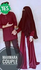 Gamis Syar I Couple Keluarga Terbaru