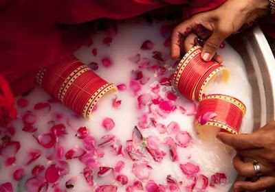 Importance of Bridal Chooda & Kalire