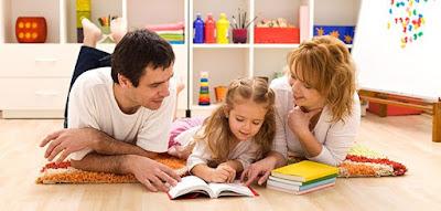 Beneficios leer con Hijos