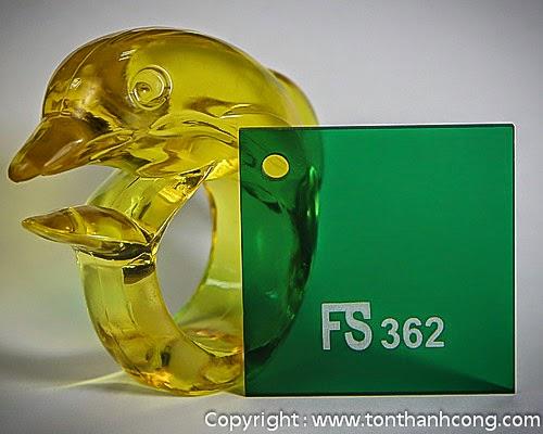 Mica Đài Loan FS362