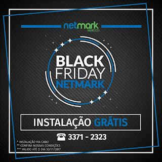 Netmark lança super promoção Black Friday