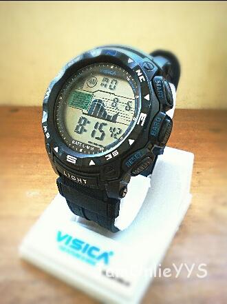 Jam tangan digital Visica merupakan jam tangan berkualitas dengan harga  terjangkau dan relatif murah. Jam tangan digital Visica mempunyai fitur  lengkap. 85234d3ccf