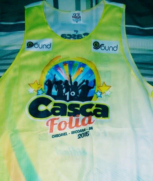 Confira imagens do 1º CascaFolia em Ibicoara Cascavel