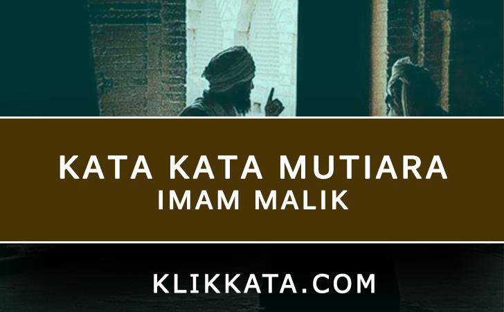 Kata Kata Imam Malik
