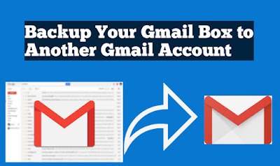 How to Backup Your Gmail Inbox to another Gmail Account