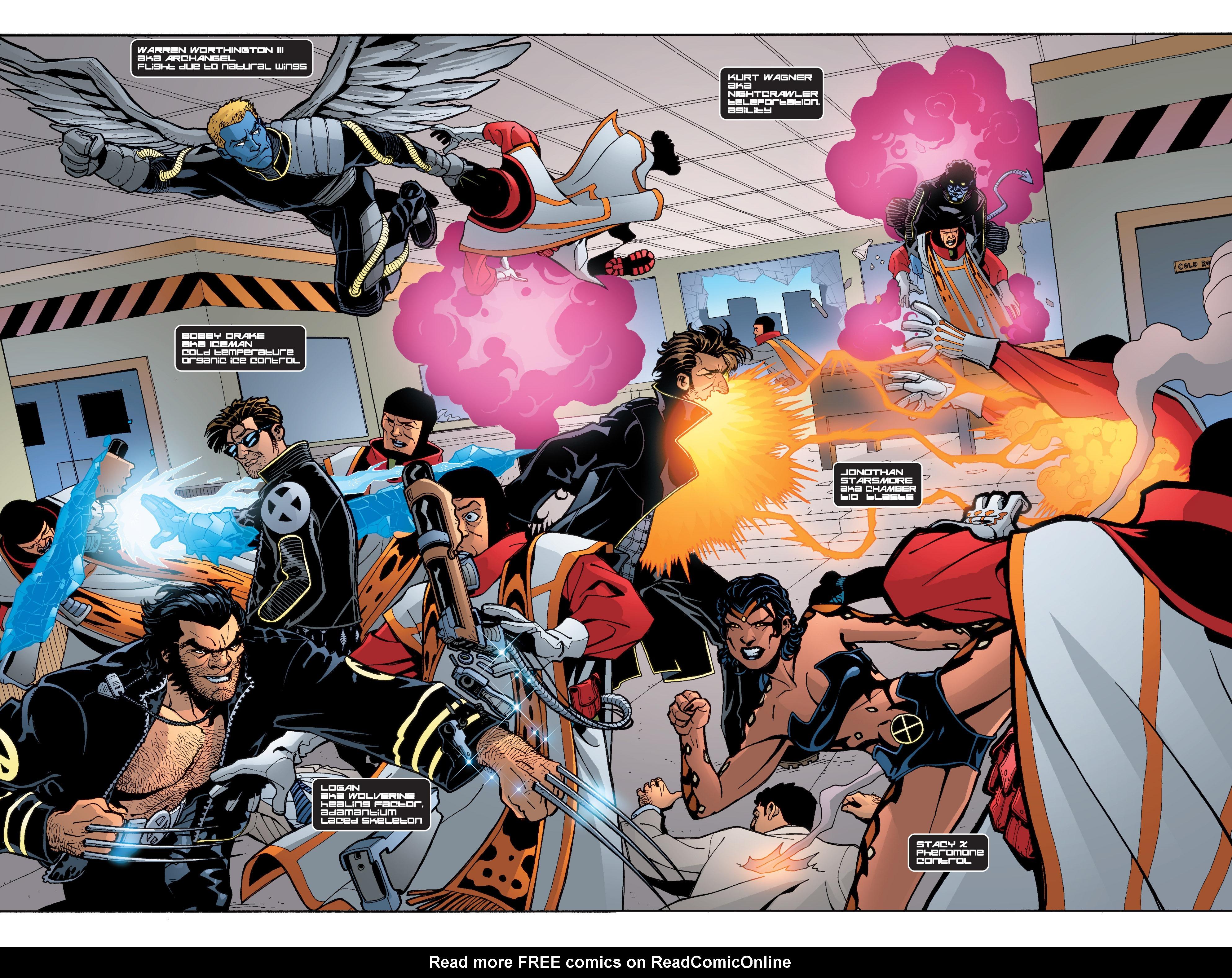 Read online Uncanny X-Men (1963) comic -  Issue #400 - 4