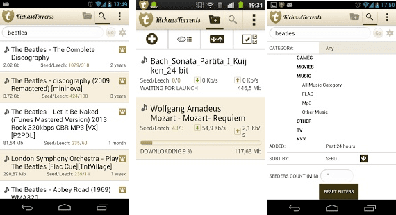 KickassTorrents Pro v2.2.1 Apk Full Version1