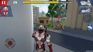 screenshot 1: iron avengers origin