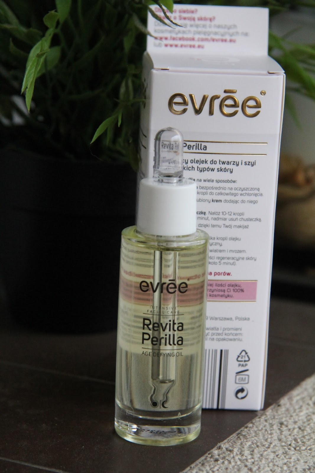 review evree revita perilla
