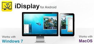 Android Tablet can be used for pc secondary external monitor