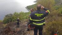 požar Selca slike otok Brač Online