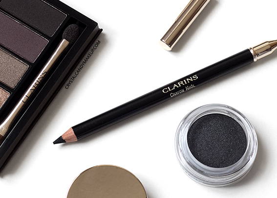 Clarins Pretty Day & Pretty Night Makeup Collection Review Swatches