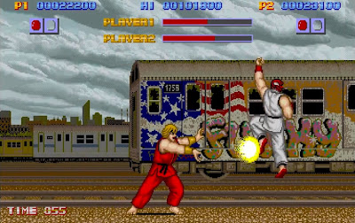 Street Fighter 1987
