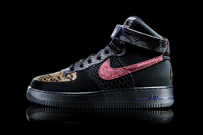 theKONGBLOG™: Nike Air Force 1's 2013 Year Of The Snake
