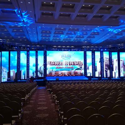 Đơn vị thi công màn hình led p4 chính hãng tại Tây Ninh