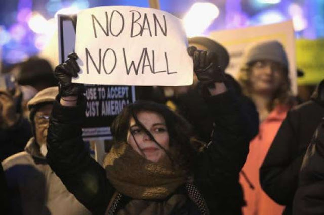 Mayoría de estadounidenses rechaza construcción de muro fronterizo
