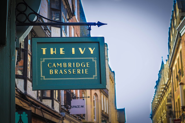 The Ivy Brasserie, Cambridge review
