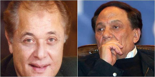"""تعليق """"عمرو أديب"""" يُعلّق على حضور عادل إمام لعزاء الساحر"""
