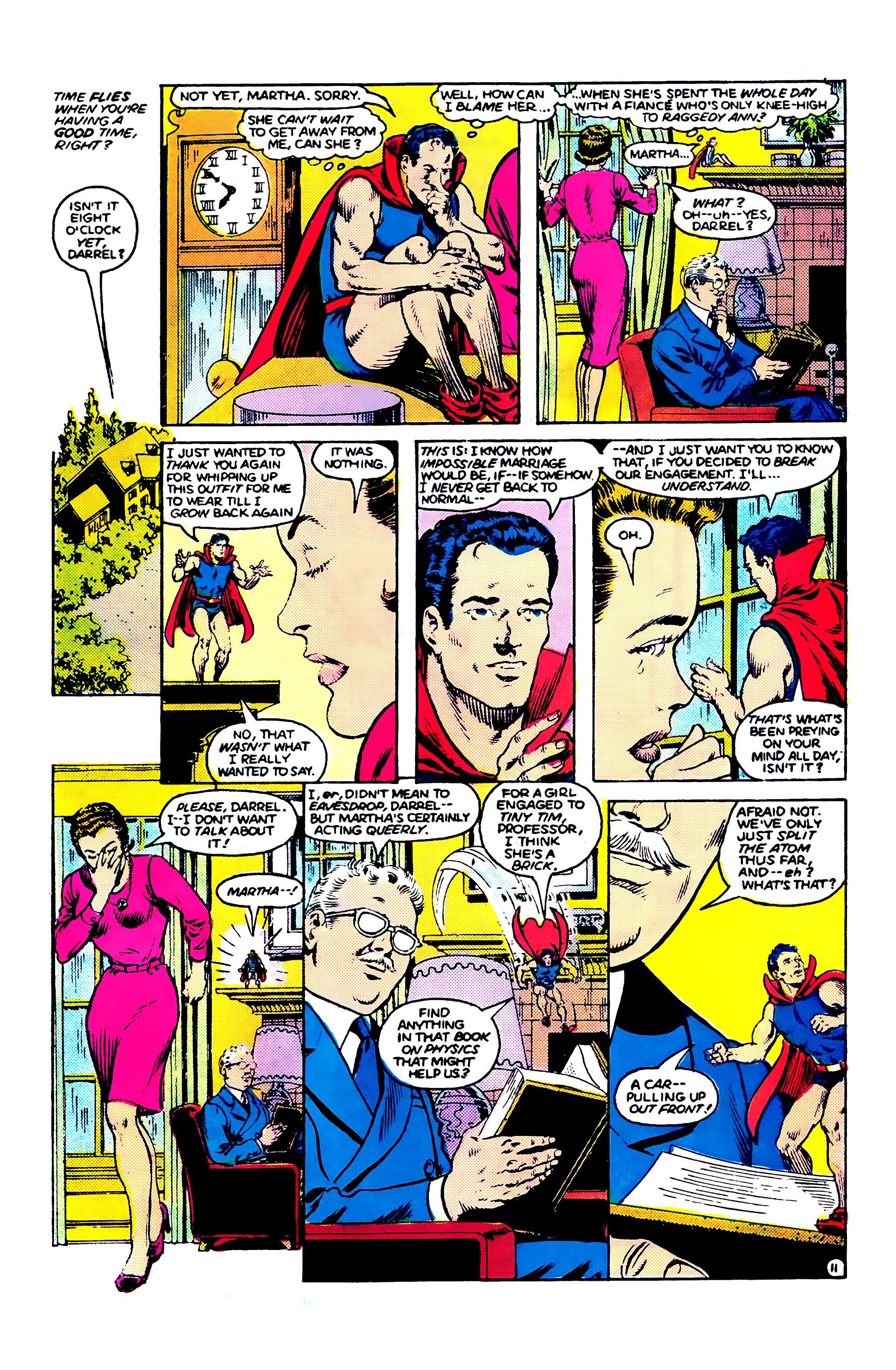 Read online Secret Origins (1986) comic -  Issue #8 - 43