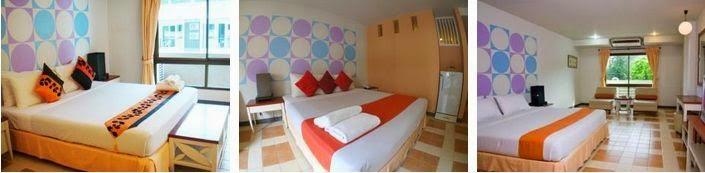 Sawasdee Sea View Pattaya Hotel