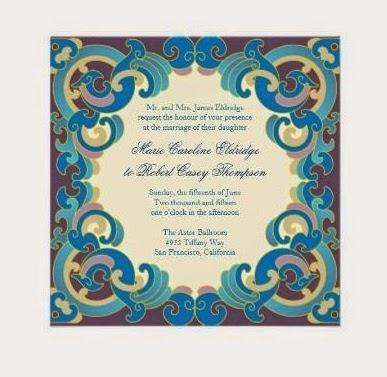 10 Contoh Desain Undangan Pernikahan Islami dan Modern ...
