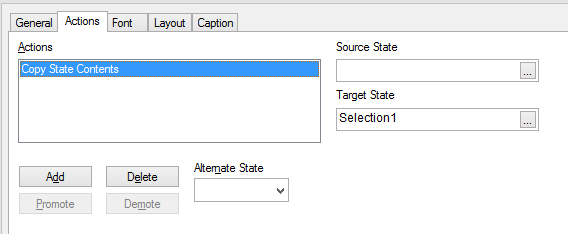 I Can Then Have A Button To Copy State Contents From The List Boxes To The State That I Want Them In