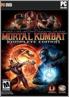 Download – Mortal Kombat Komplete Edition – PC – FLT