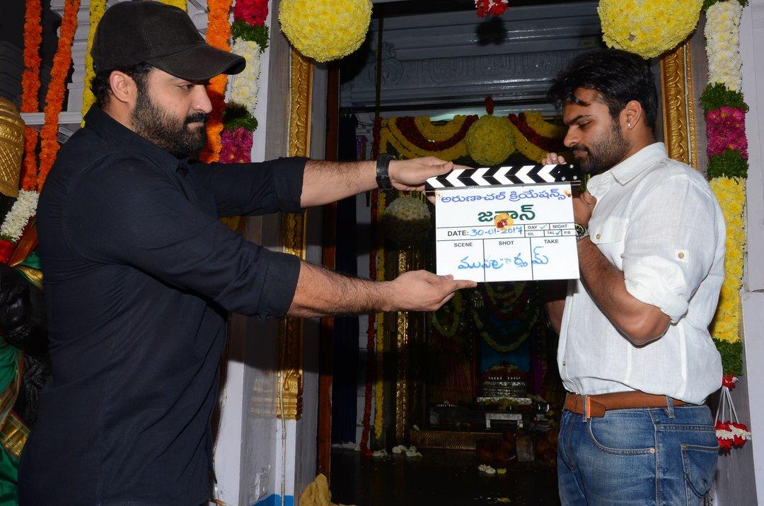 jawan movie launch photos-HQ-Photo-16